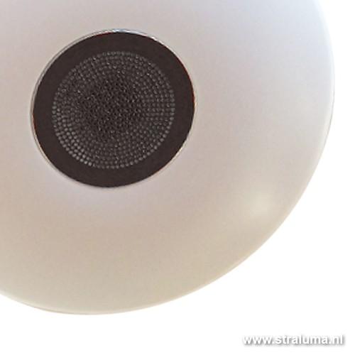 LED Plafondlamp badkamer met muziek | Straluma