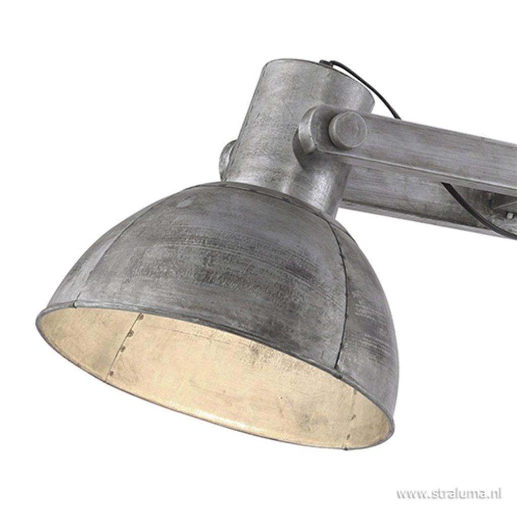 2-Lichts hanglamp Samia vintage