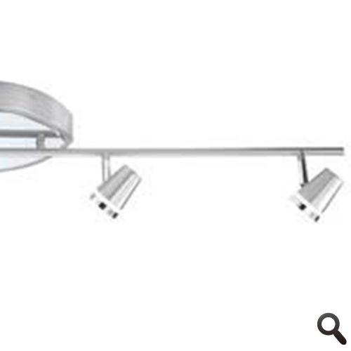 Opbouw spot balk LED verstelbaar hal