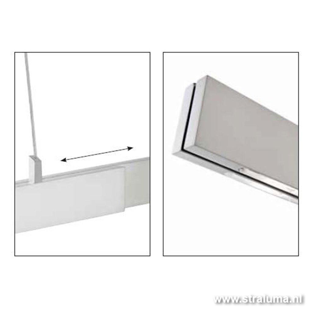*Design hanglamp verstelbaar in lengte