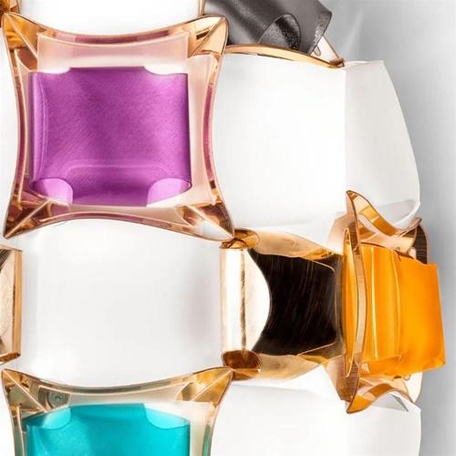 Multicolor design wand/plafondlamp Mida Slamp