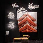 **Design hanglamp Hanami LED klein