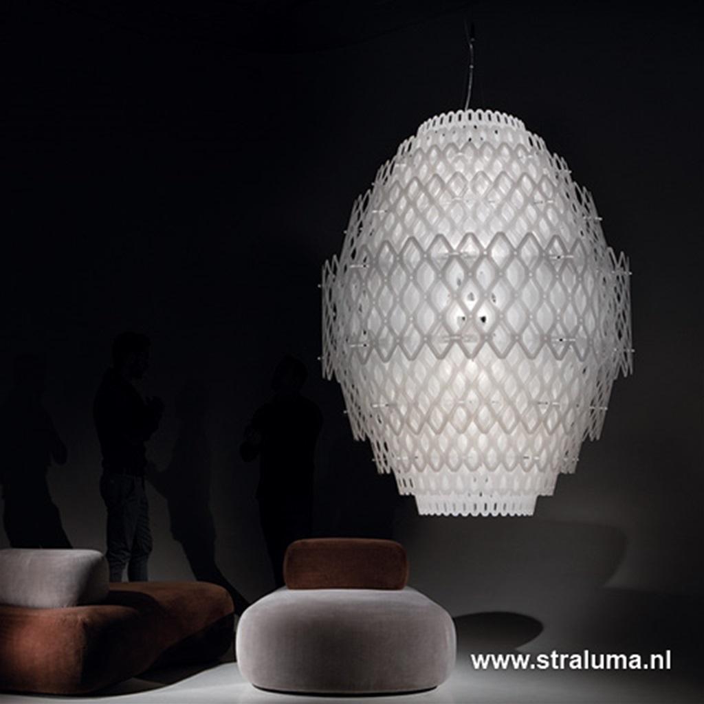 **Grote italiaans design vide hanglamp