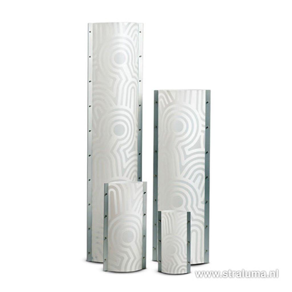 Moderne design vloerlamp kunstof