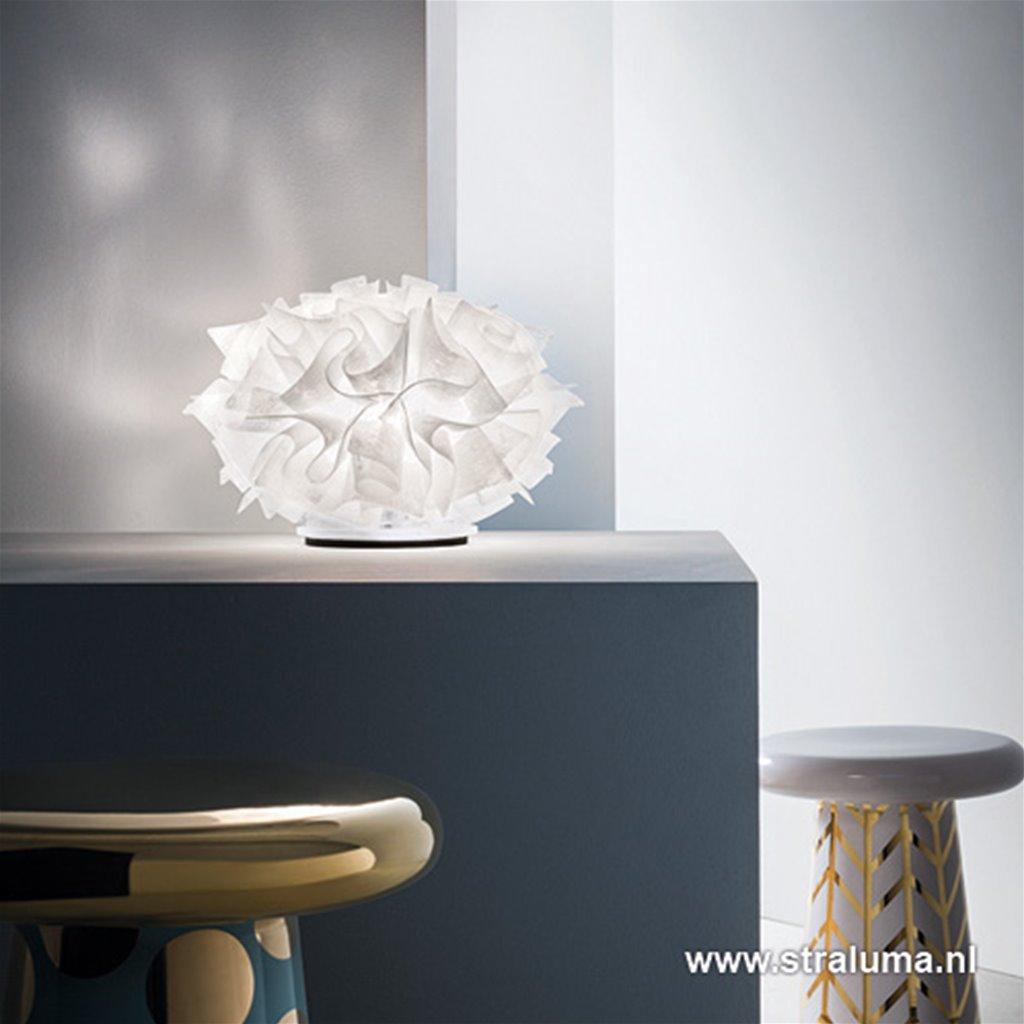 Kunststof design tafellamp Veli Couture