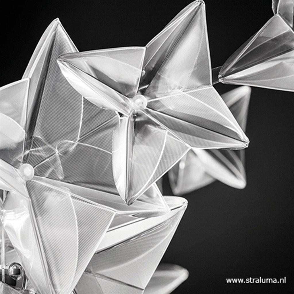 Plafondlamp LED Hanami design