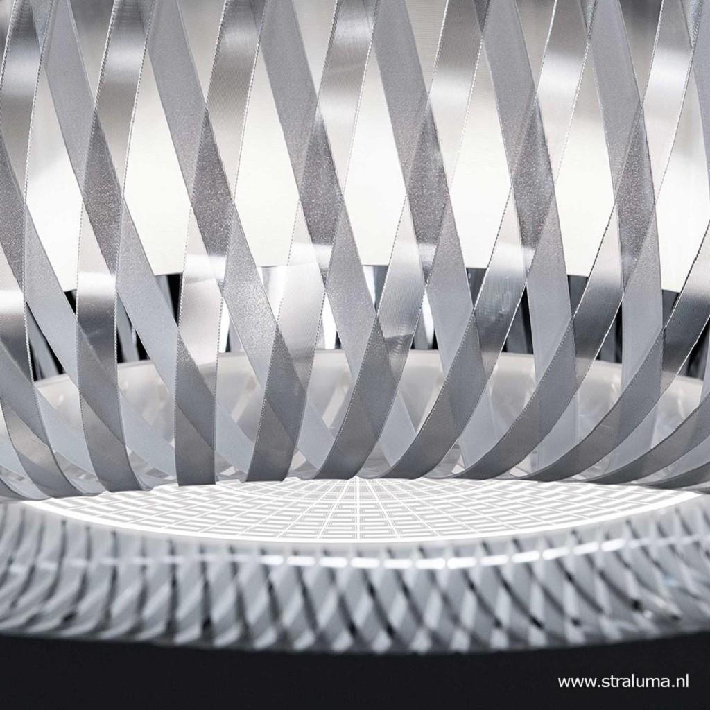 Moderne design plafondlamp Kalatos wit