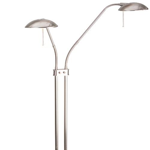 Dubbele leeslamp Tamara LED 7398ST