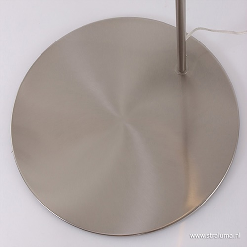 Vloerlamp boog Arjuna LED dimb. 7481ST