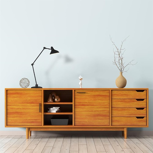 Verstelbare tafel/bureaulamp mat zwart retro