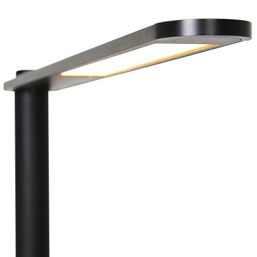 Moderne LED vloerlamp dimbaar en verstelbaar