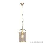 **Hanglamp Pimpernel brons/Glas 5970BR