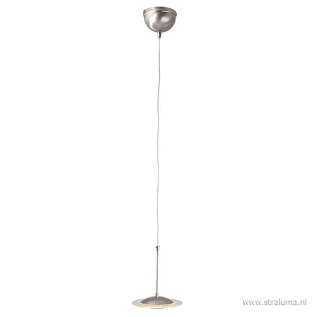 Moderne hanglamp LED staal Zelena