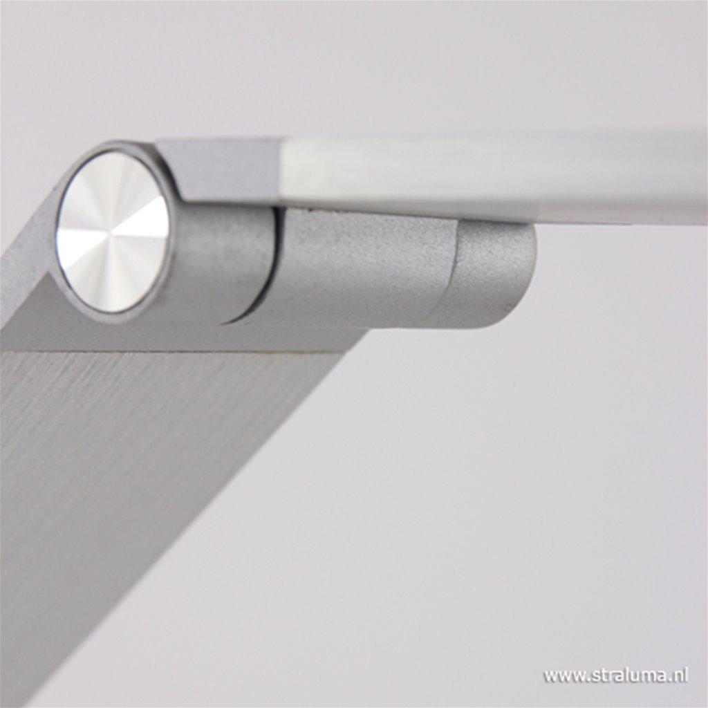 Staande leeslamp led verstelbaar dimbaar