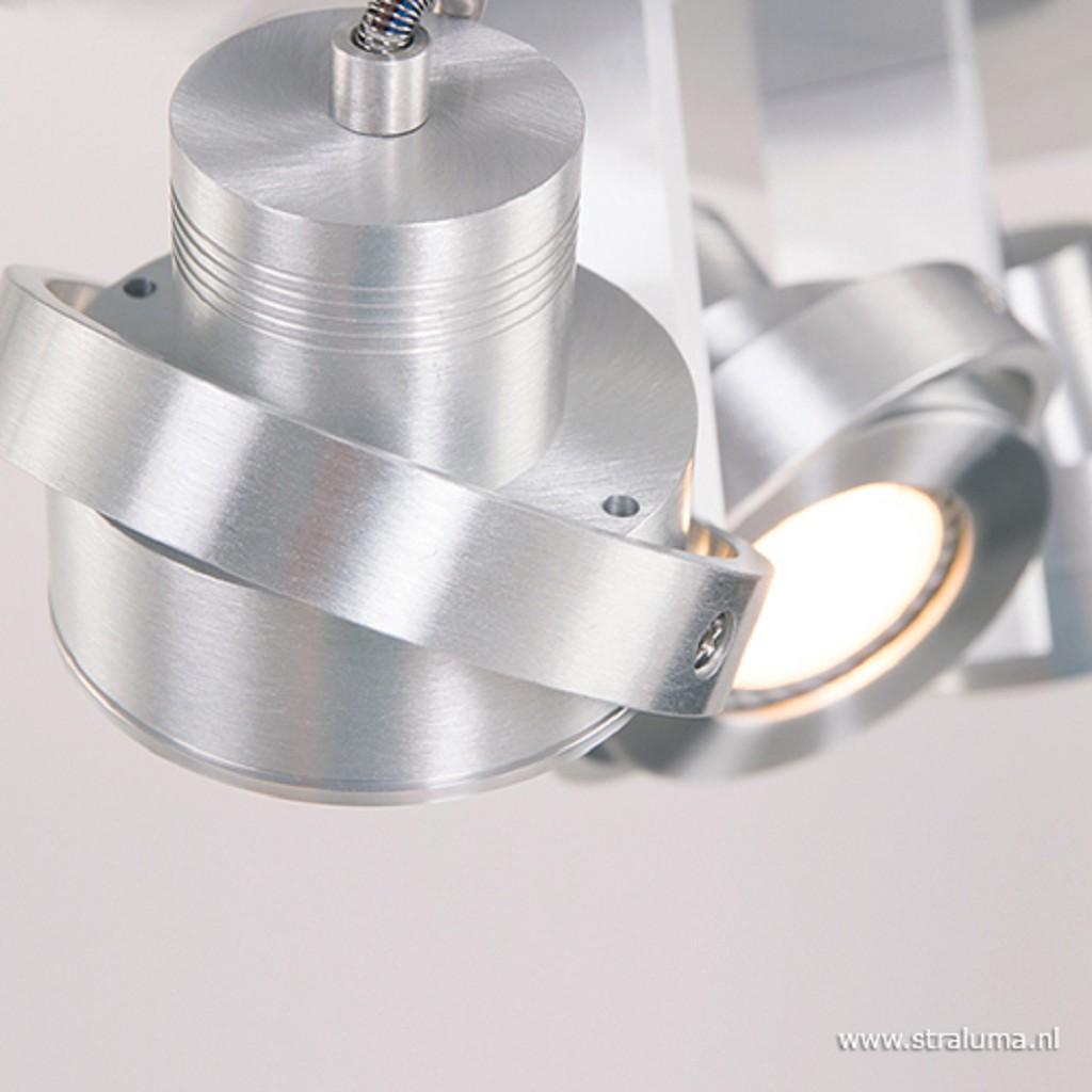 Industriele spot LED alu hal