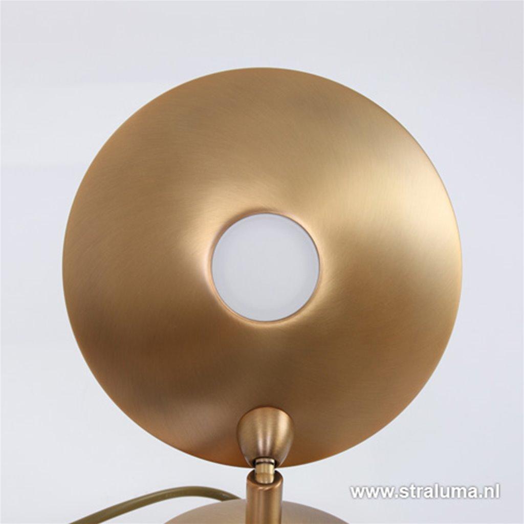 Klassieke LED wandlamp met dimmer
