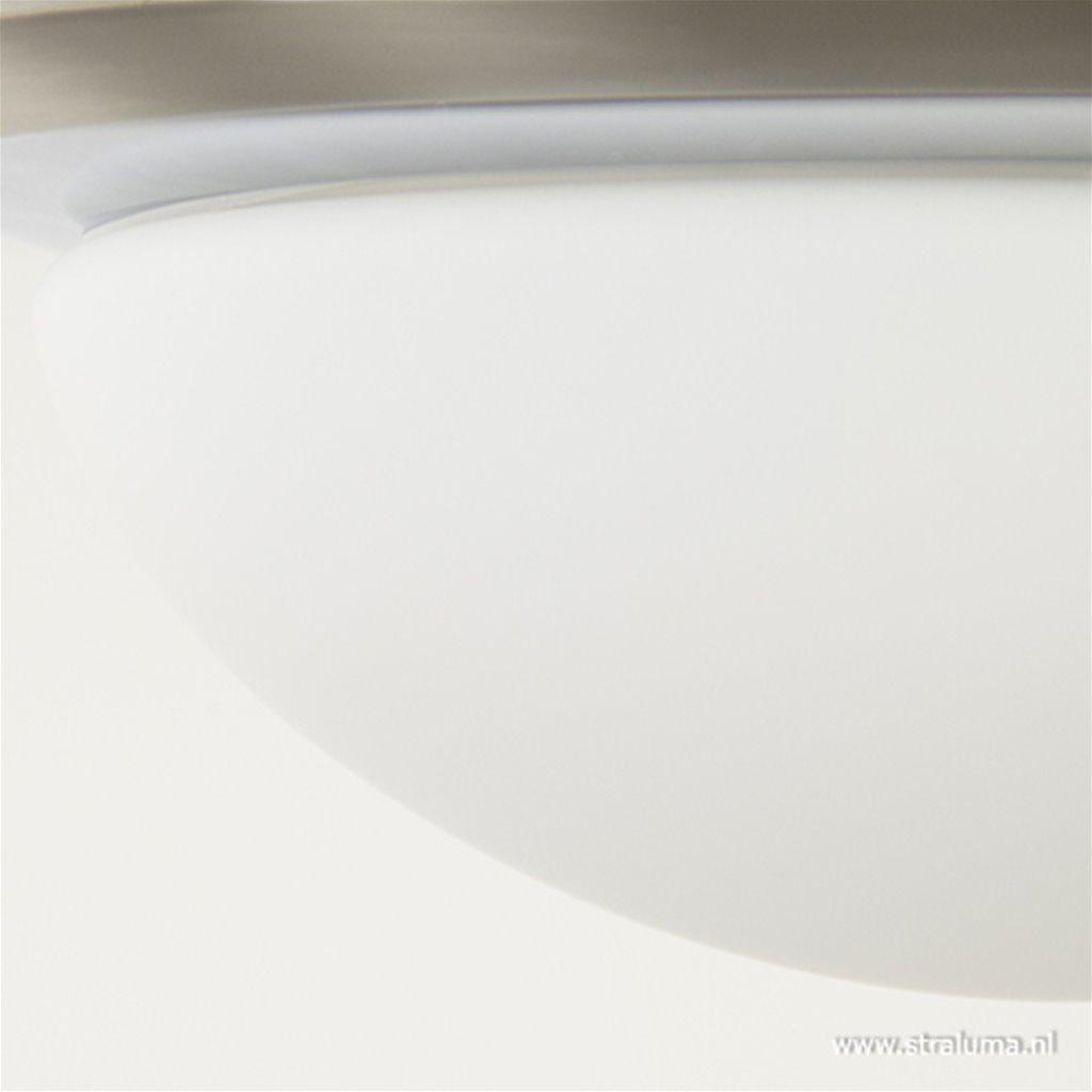 Plafonnière 35cm rond led 3-stappen dimb