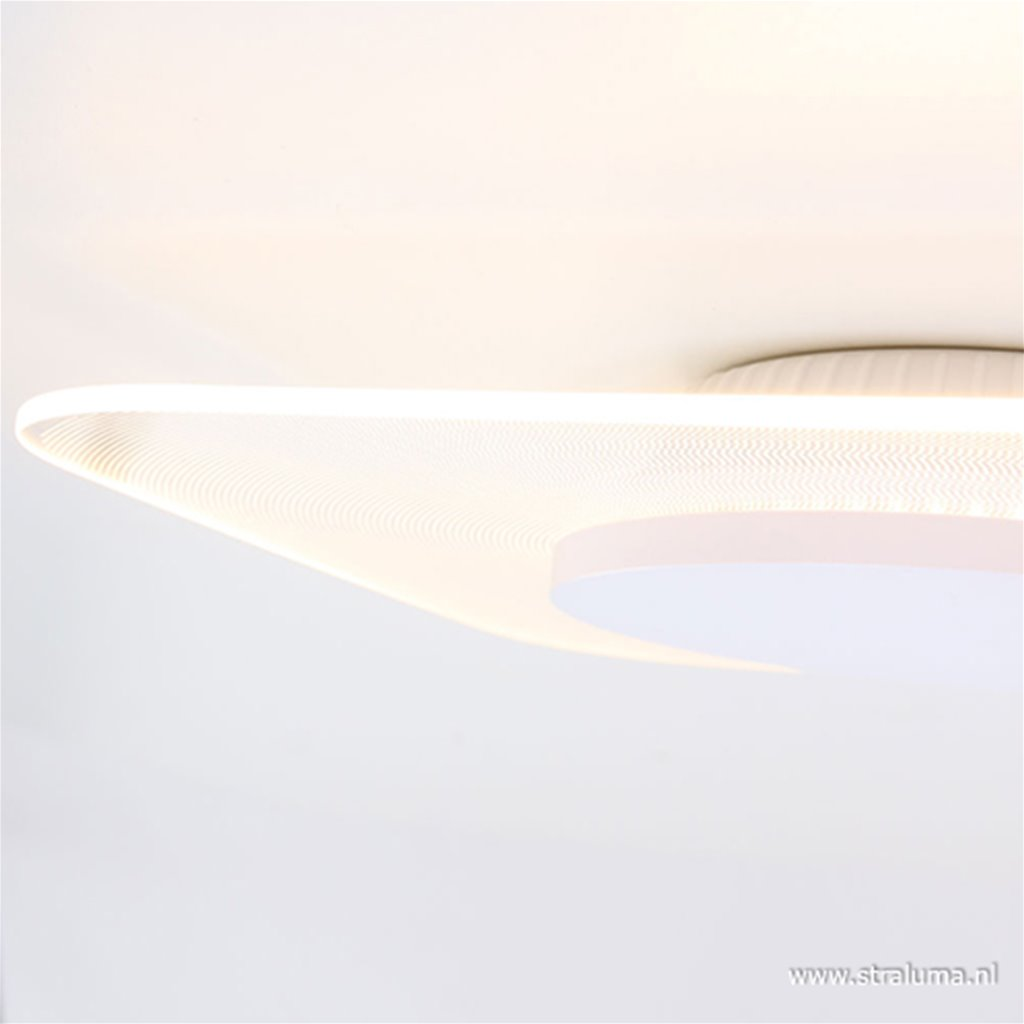 Plafondlamp led vierkant 29cm indirect