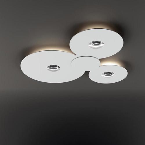 Design plafondlamp Bugia Mega LED wit 3000 Kelvin