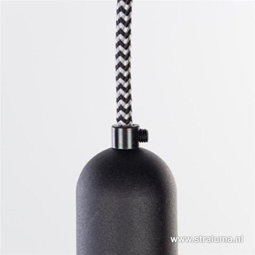 Hangpendel spin 1-lichts zwart