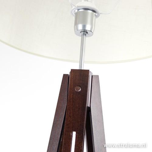 Klassieke vloerlamp driepoot lorenzo straluma - Klassieke vloerlamp ...