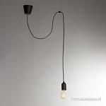 *Hangpendel spin 1-lichts zwart
