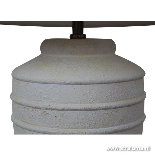 klassieke vaaslamp woonslaapkamer straluma