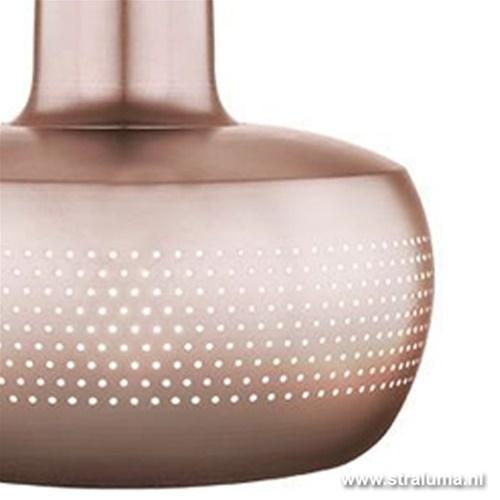Design hanglamp mat koper Clava keuken