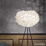 *Romantische hanglamp ganzenveren
