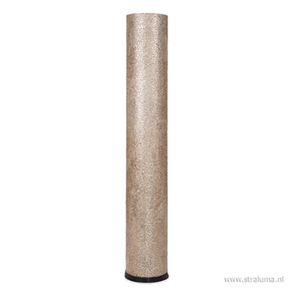 Capiz schelpenlamp cilinder 150 cm