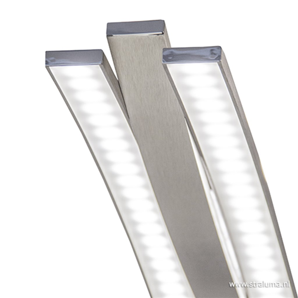 LED hanglamp golven warm-wit