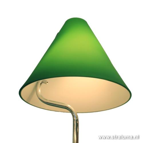 Staande lamp groen Cappello, Mioni
