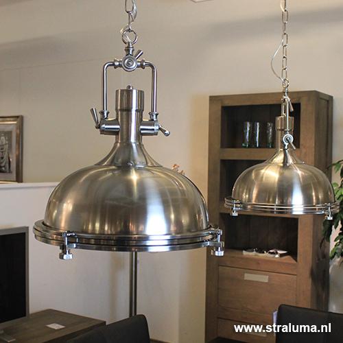 Industriele Hanglampen Excellent Bikkel Xxl Trendy Hanglamp Grijs