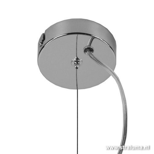 Moderne hanglamp gloeilamp metaaldraad