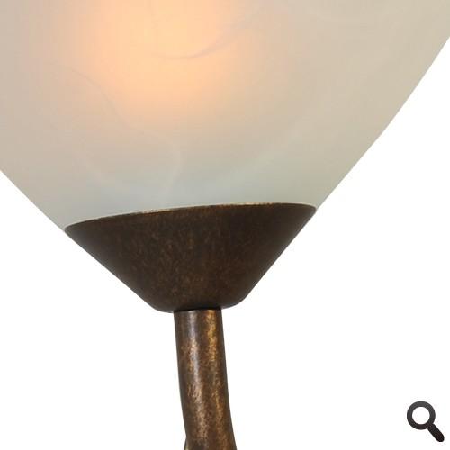 Klassieke wandlamp gang woonkamer straluma for Wandlamp woonkamer