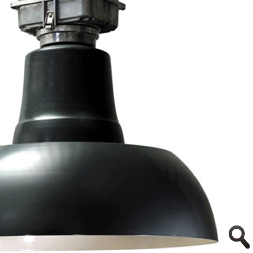 Stoere industriele hanglamp  groot
