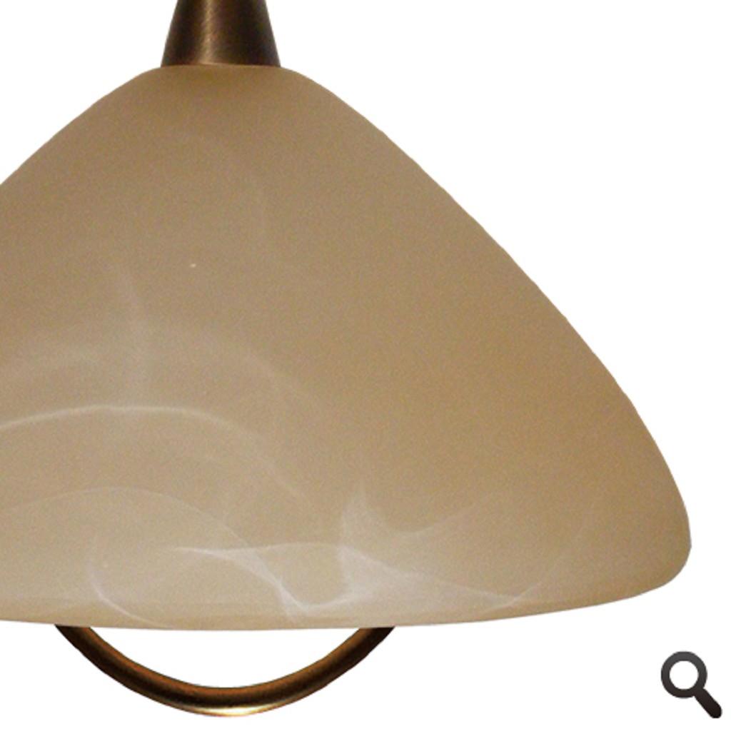 * Klassieke hanglamp trekpendel Ogiva