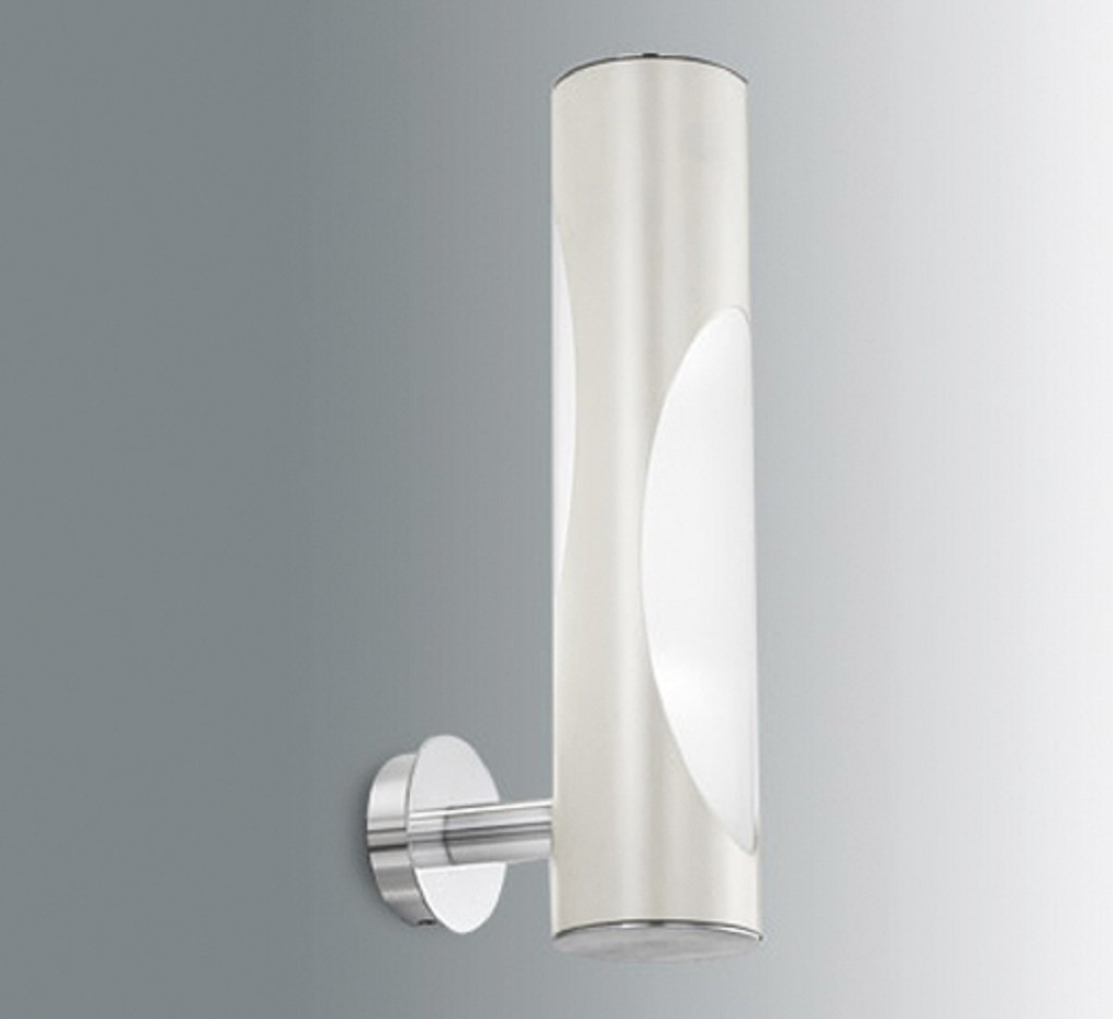Carlotta wandlamp outlet wit parelmoer